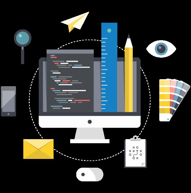 Web Tasarım ve Özel Proje Yazılımları